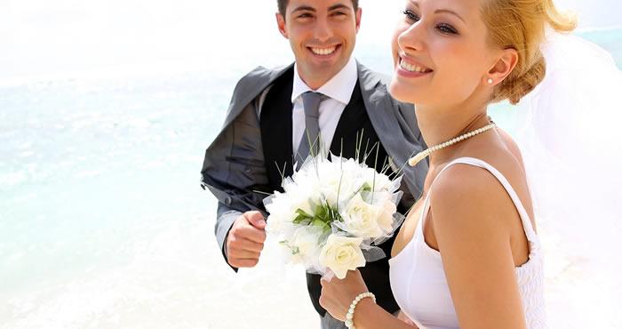 Sådan arbejder en bryllupsfotofraf