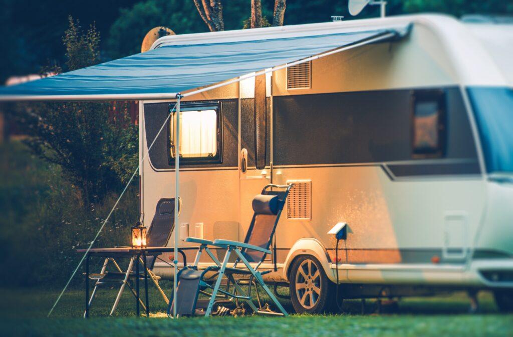 Har du styr på alt til din næste campingferie?