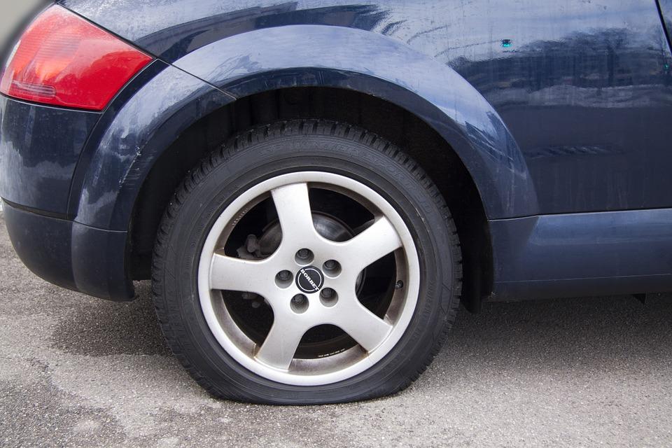 Guide til lapning af bildæk