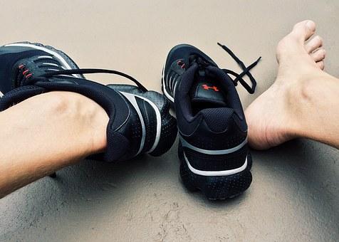 Træt af din hælspore? – se hvordan du kan træne