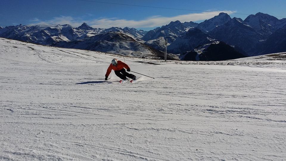 Så er det endelig blevet skisæson igen