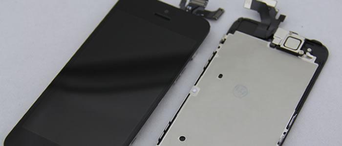 Sådan skifter du batteri på din Iphone